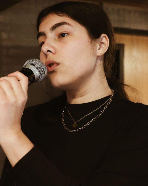 Zangles-brabant leerling zang microfoon